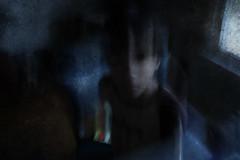 let the light in (Lamson Noswen (c'lamson)) Tags: world blue boy dark space room soul lamson lightin boyseries