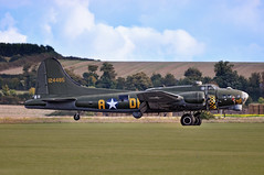 B17 Sally B 124485 (BMrider2012 Over Half a Million views! Thankyou :-) Tags: b sally b17 boeing sallyb 124485