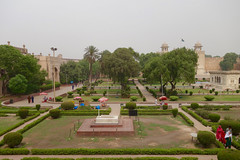 lahore fort (jzielcke) Tags: world voyage travel pakistan reisen highway asia tour south karakoram punjab monde lahore reise welt karakorum