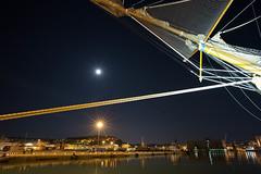 L1005715-Modifica-Modifica (Billo101) Tags: leica 21 super luna m nave mp elmar asph scuola 240 ancona baia typ amerigo vespucci notturni