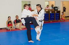 2016 Black Belt Test__DSC5081_43 (allen_cart) Tags: test white black belt tiger taekwondo whitetiger blackbelttest 2016
