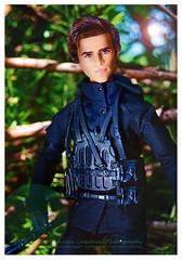 Gale (Michaela Unbehau Photography) Tags: wild mannequin nature photography woods doll dolls fotografie outdoor natur von ken barbie games gale hunger tribute fashiondoll mattel michaela the panem unbehau mockingja oanem