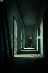 cold cage (Frank Perrucci) Tags: old hospital decay catanzaro