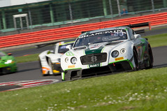 Blancpain GT Series Endurance Cup Bentley Team M-Sport Bentley Continental GT3 (GazHPhotography.co.uk) Tags: continental silverstone motorracing bentley sportscar motorsport gt3 msport gtseries blancpain bentleyteammsport blancpaingtseriesendurancecup
