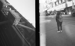 (Brian_Brooks) Tags: blackandwhite film analog 35mm fuji hp5 hd halfframe ilford tw3 handdeveloped 8010