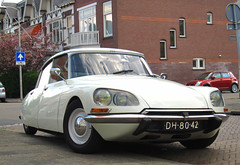 1972 Citron DSpcial 20 (rvandermaar) Tags: citroen ds citron 20 1972 import citroends dspcial citronds20 sidecode1 dh8042