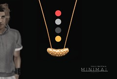 MINIMAL - Vincci Necklace (MINIMAL Store) Tags: mom necklace minimal