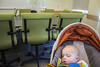 Meetings are dull (quinn.anya) Tags: paul baby sleeping stroller meetingroom office