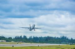 05-21-2016 Boeing KC-46 Pegasus Taking Off (vlad 54) Tags: pegasus takeoff painefield