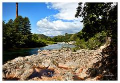 L'ardche (armandbrignoli) Tags: ardche fleuve eau riviere roche rocher chemine canon 5dsr river water landscape