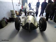 ERA E-Type (BenGPhotos) Tags: classic sports car club race start vintage spring grand racing prix silverstone era motor circuit motorsport vscc autosport etype 2016