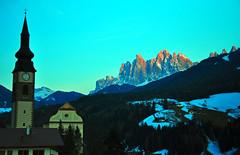 San Pietro - Val di Funes (Atilla2008) Tags: italy snow nikon view valley sanpietro dolomites d90 valdifunes villnoss