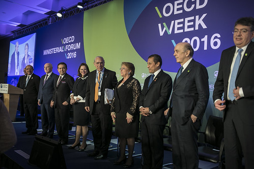 OECD 2016 Week: OECD MCM 2016: Ceremony For the Launch of the OECD Latin America and the Caribbean Regional Programme