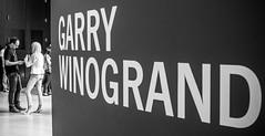 Weren't You at the Garry Winogrand Exhibit a Few Weeks Ago? (Thomas Hawk) Tags: sanfrancisco california bw usa museum unitedstates unitedstatesofamerica sfmoma soma artmuseum sanfranciscomuseumofmodernart winogrand fav10 fav25 garrywinogrand