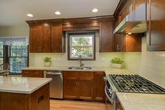 stained-kitchen-cabinets-tile-backsplash-remodel-remodeling-home-sebring-services (sebringservices) Tags: white home kitchen stained granite remodel luxury cabinets remodeling hardwood