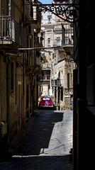 Italian streets (ThomasBartelds) Tags: travel italy italian fiat500
