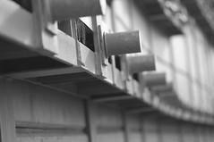 Retaining iron sm (Kiwi Jono) Tags: wall iron pentax bokeh cob webs retaining smcpfa100mmf28 pentaxk5
