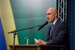 Abertura Seminrio Grandes Casos Criminais - Brasil-Itlia (mpfederal) Tags: ministro justia alexandre moraes