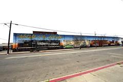 WEST SIDE IS THE BEST SIDE (STILSAYN) Tags: california west graffiti oakland bay is side best east area the 2015