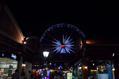 Mekhong (muhamadidris.maulana) Tags: wheel night market bangkok ferris asiatique