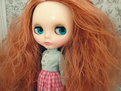 Hair goddess Victoria