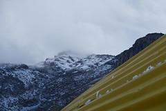 The best view we got of Pico de Orizaba (*Andrea B) Tags: snow storm america de mexico volcano climb march grande spring hiking hike huts climbing hut pico augusto volcan piedra orizaba 2015 pellet picodeorizaba tlachichuca piedragrandehut piedragrande march2015 spring2015 augustopellethut