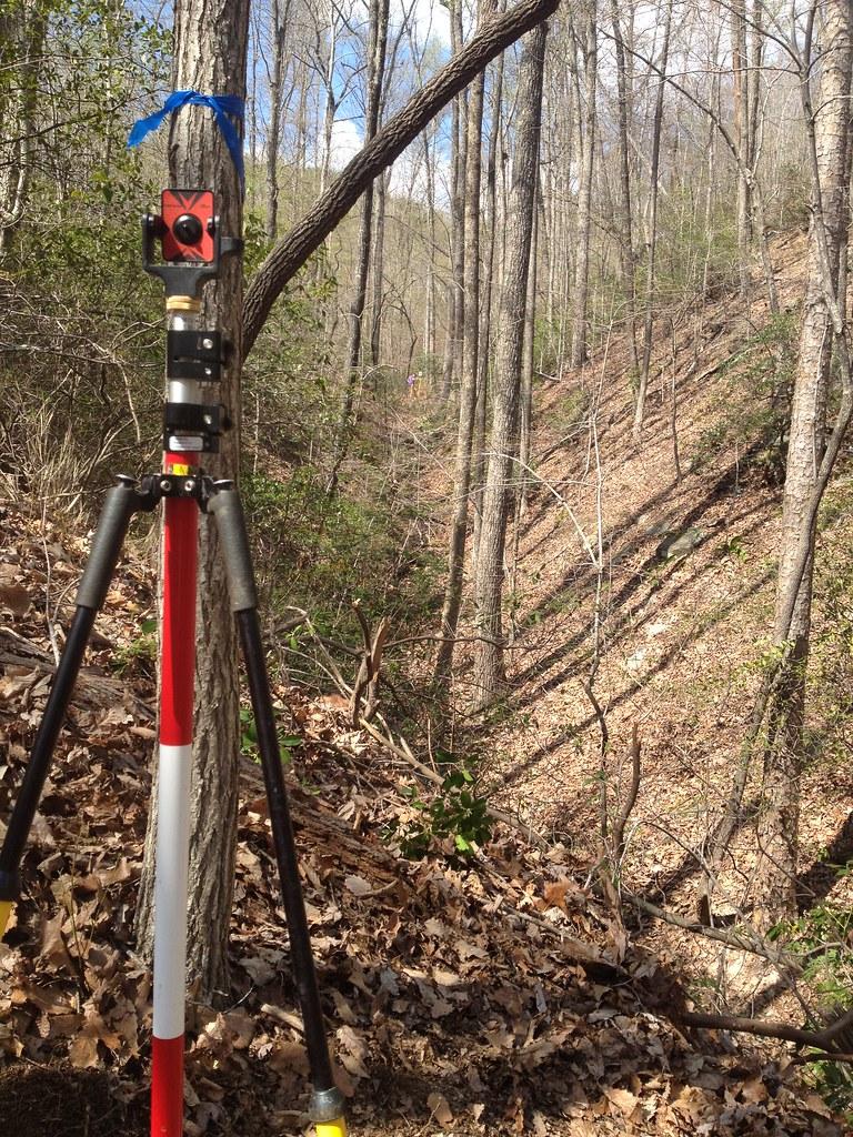 Fieldwork tripod