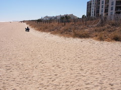 P3080279 (photos-by-sherm) Tags: houses winter beach nc sand downtown surf visitors wrightsville