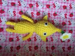 All pikmin except the rock! (Foxxi-san) Tags: art yellow crafts crochet plush videogames amigurumi figures pikmin handmadesuccess foxxigurumi