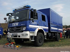 THW Atego (Schwanzus_Longus) Tags: blue modern truck germany mercedes benz euro equipment relief german disaster fireman vehicle firemen member custom firefighter organization federal department thw freight iveco disasterrelief 508 hilfswerk atego delmenhorst technisches axor gkw eurofire 508d agancy