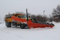 Village of Ilion Chevy Kodiak (6) (RyanP77) Tags: snow ny truck village plow removal blizzard gmc snowplow ilion 8500 tenco herkimercountyny