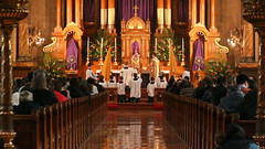 Palm Sunday (Canons Regular) Tags: flowers light music chicago church beautiful beauty easter fire catholic candle christ cross jesus baptism sacred priest mass bishop relics incense liturgy chalice goodfriday vestments holyweek eucharist palmsunday tenebrae eastersunday holythursday eastervigil paschal cantius latinmass holysaturday spywednesday