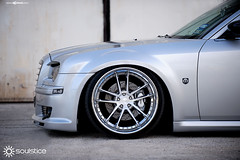 f531-brushed-polished-chrysler-300c-wheel (AvantGardeWheels) Tags: photography 22 inch suspension air wheels profile deep step chrome lip chrysler 300c function avant garde forged polished concave brushed forging plated soulstice staggered spec2 accuair f531 agwheels agfunction