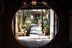 514 Thonghai (farfalleetrincee) Tags: china door travel tourism nature temple asia buddhism adventure guide yunnan 云南 tonghai 通海县 xiushanmountain