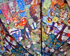 Umbrella of Modern Art (Mondmann) Tags: art colors shop museum umbrella colorful asia korea souvenir seoul artmuseum southkorea giftshop rok eastasia seoulartscenter mondmann canonpowershots120 hangaramartmuseum