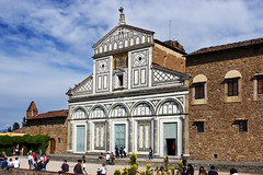 Firenze, Basilica di San Miniato al Monte (MaOrI1563) Tags: italy florence italia basilica tuscany firenze toscana sanminiatoalmonte basilicadisanminiatoalmonte maori1563