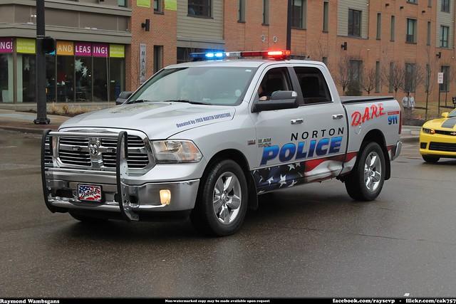 police norton dodge ram 1500 didge