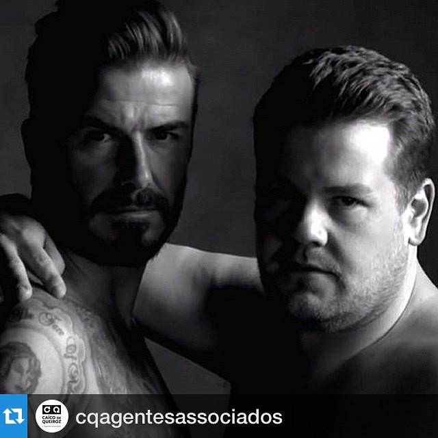 Babado e confusão passa no nosso blog para ver o Vídeo #Repost @cqagentesassociados with @repostapp.・・・David Beckham estrelar mais um comercial de roupas íntimas não é novidade para ninguém. Entretanto, desta vez, o ex-jogador gravou um vídeo muito divert