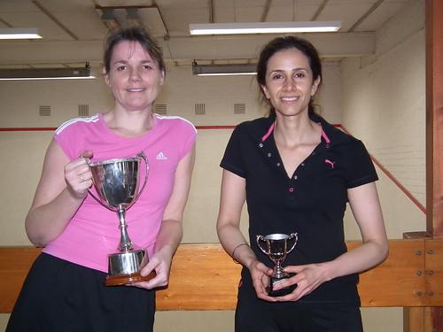 2015 Ladies Tournament finalists