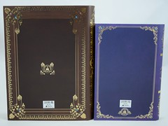 Once Upon a Time and Wishes Storybook Frames - Photo Frame and Storage Books - Disneyland Purchase - 2015-03-21 - Rear View (drj1828) Tags: book us photo disneyland storage frame storybook purchase 2015
