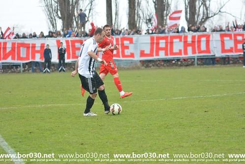OFK Bor - FK Crvena zvezda