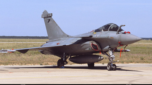 RAFALE M 02 Istres juin 2005