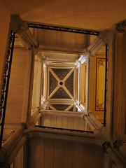 Herrengasse (coastwalker) Tags: wien architecture stairs steps perspective stairwell stairway treppe escalera staircase architektur escalier treppenhaus escadaria 阶 coastwalker