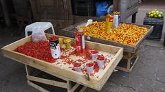 Some like it hot (and toxic) . . . (ericrstoner) Tags: pepper market mercado capsicum hotpeppers belém pimenta veropeso veropa belémdopará