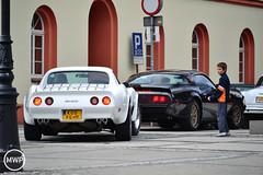 Corvette & Firebird (Mateusz Woek) Tags: classic cars ford capri fiat citroen triumph april spitfire pontiac mustang corvette iv 19 taunus cinquecento rynek c3 125p 2015 maluch zlot 126p kwietnia pojazdw mikow samochodw zabytkowych mikoowski
