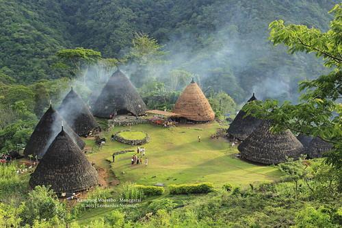 Kampung Waerebo - Manggarai -Flores island