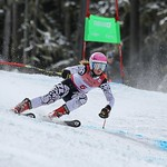Whistler Cup Girls U14 GS Alice Robinson (NZE) PHOTO CREDIT: Coast Mountain Photography www.coastphotostore.com/Events/Whistler-Cup-2015