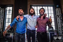 Sidonie @ Sant Jordi Musical (Barcelona, 23/04/2015)