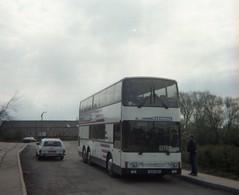 A119 KBA (markkirk85) Tags: new bus buses coach national express coaches 119 mcw ribble kba metroliner a119 61984 a119kba