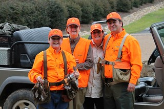 Alabama Luxury Quail Hunt - Guntersville 24
